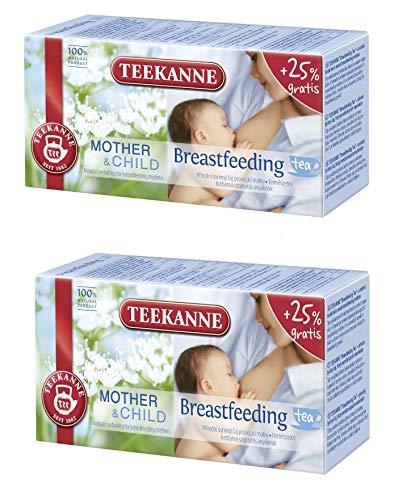 Nursing Natural Tea for Breastfeeding Increases Lactation Breast Milk 2 x 20 Bags (2 Boxes)