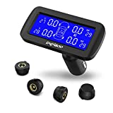 CACAGOO Wireless TPMS Tire Pressure Monitoring System with 4pcs...