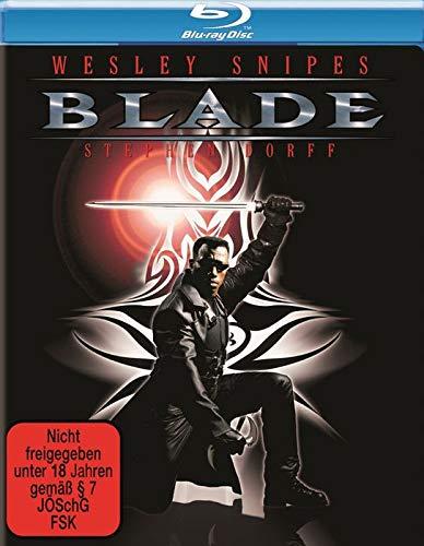 Blade Teil 1 - UNCUT - das Original mit Wesley Snipes Blu Ray (Indizierung aufgehoben)