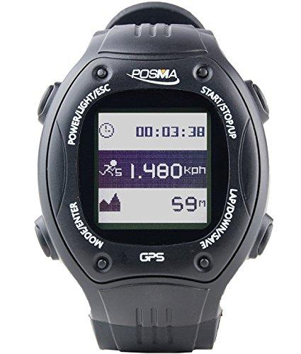 Posma W1 GPS Orologio sportivo da corsa con navigatore