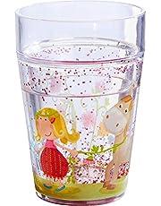 HABA Glittery Tumbler Vicki & Pirli for Kids | Cutlery Item