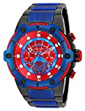 Invicta Men's Marvel Quartz Watch with Stainless-Steel Strap, Two Tone, 26.5 (Model: 25782)