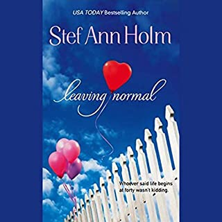 Leaving Normal                   By:                                                                                                                                 Stef Ann Holm                               Narrated by:                                                                                                                                 Andrea Gallo                      Length: 11 hrs and 53 mins     40 ratings     Overall 3.5