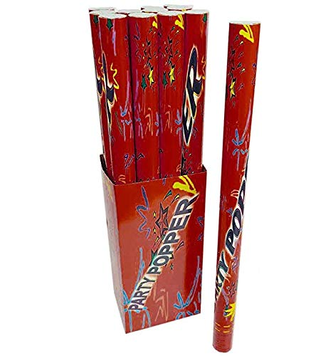 Party Popper / 30' Confetti Shooter (4 Pack)