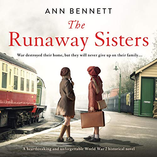 The Runaway Sisters Audiobook By Ann Bennett cover art