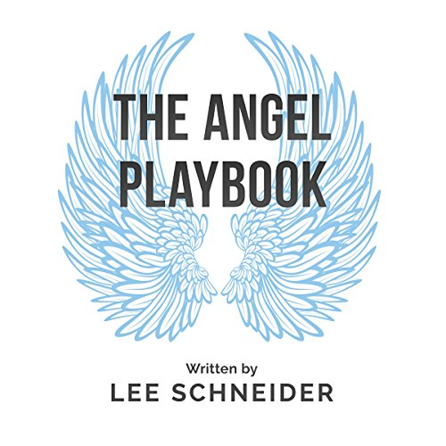 The Angel Playbook audiobook cover art