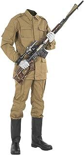 【ロシア軍】実物 本物 軍用品 ソビエト軍 1980年 アフガンカ BDU 戦闘服 ジャケット ズボン セット 制服 コスチューム USSR CCCP (XL)