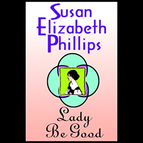 Lady Be Good audiobook cover art