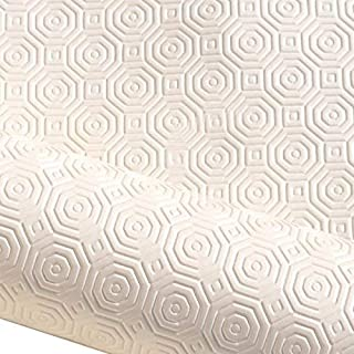 lemoinscherdeladeco sous Nappe - Protection de Table Blanc - Largeur 140cm (240 cm)