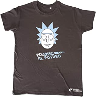 RICKgreso al Futuro - Camiseta - Rick - Regreso AL Futuro