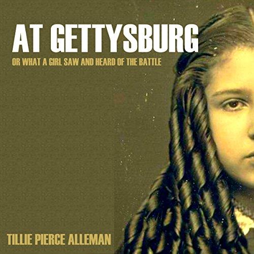 At Gettysburg cover art