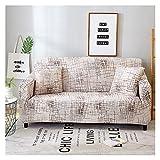 OYZK Cubierta de sofá Floral de Estiramiento, sofá elástica...