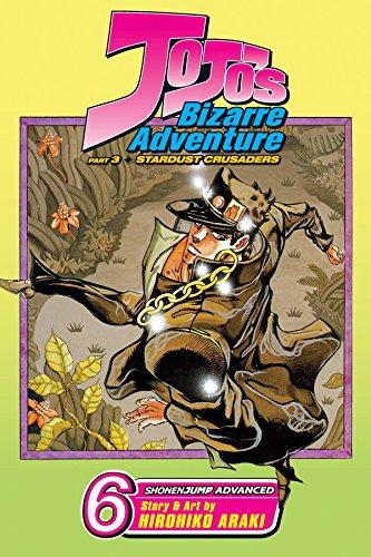 JoJo's Bizarre Adventure 6: Stardust Crusaders: Volume 6