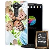 dessana Coque de protection transparente pour téléphone portable LG V10