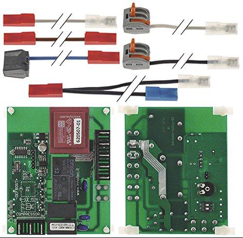 Simag Elektroniktimer für SD23, SD30, SD22, SDN25 für Eismaschine Simag Einbaumaß 90x70mm 230