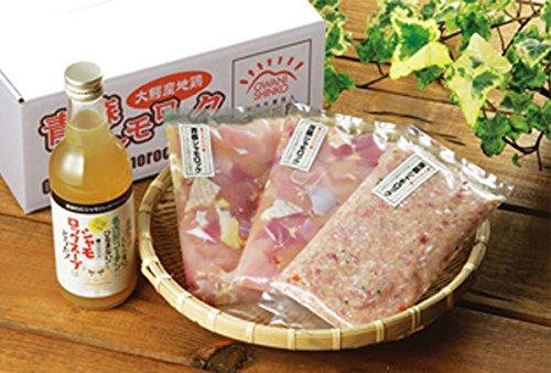特産地鶏 青森シャモロック 地鶏鍋セット