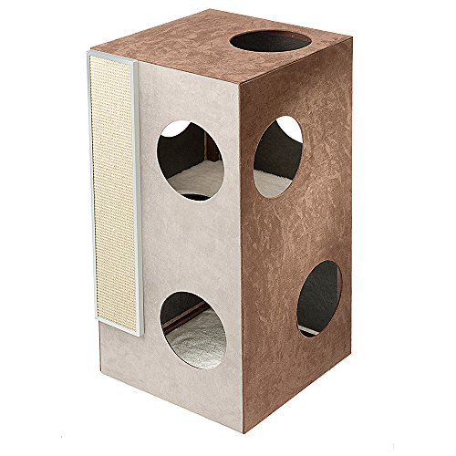 Ferplast RASCADOR Cat Tree Kubo 2