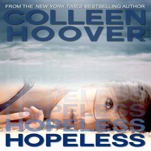 Hopeless audiobook cover art