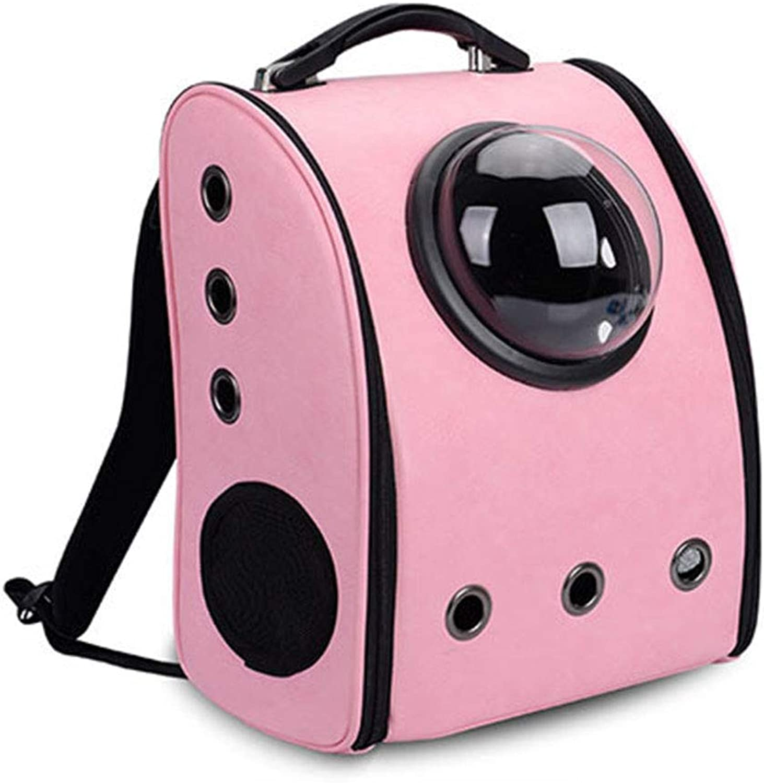 Pet Travel Backpack Bag Pet Carrier Transparent Breathable Waterproof Space Capsule Astronaut Pet Cat Dog Puppy Carrier Bubble Outdoor Portable Premium