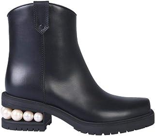 NICHOLAS KIRKWOOD Luxury Fashion Womens 903A20VLS1N99 Black Ankle Boots | Fall Winter 19