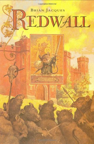 By Brian Jacques - Redwall (1987-06-25) [Hardcover]