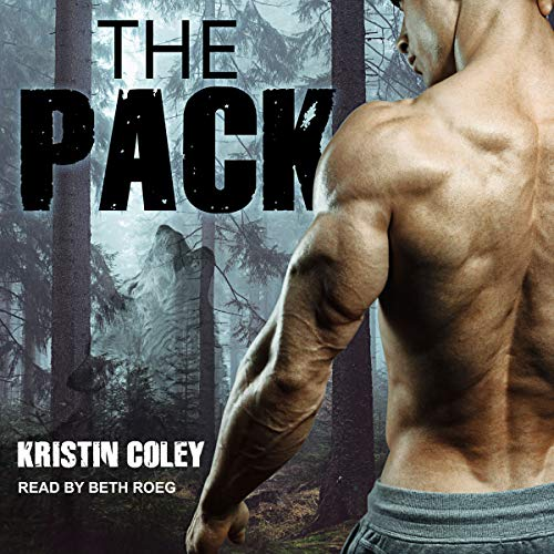 The Pack audiobook cover art
