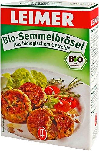 Leimer Bio Semmelbrösel 10x200g