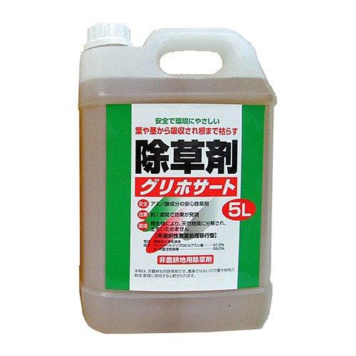 除草剤 グリホサート 5L
