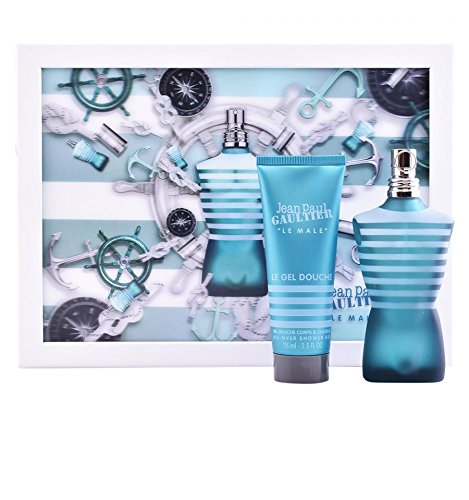 Jean Paul Gaultier Le Male homme/man set (eau de toilette, 75 ml + douchegel, 75 ml)
