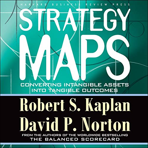 Strategy Maps cover art
