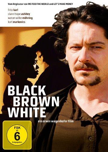 Black Brown White cover