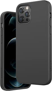 Anker Magnetic Silicone Case for iPhone 12 Pro Max (iPhone 12 Pro Max 用MagSafe対応 ケース) ダークグレー