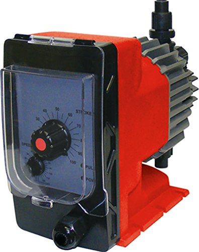 ADVANTAGE CONTROLS; MICROTRON CHEMICAL METERING PUMP, with Adjustable Stroke & Speed, B115X1-KFC1