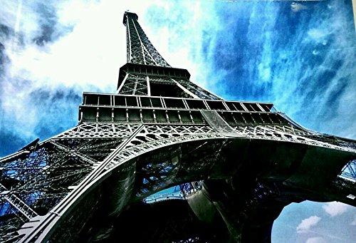 Paris Eifelturm Poster 70 x 100 cm