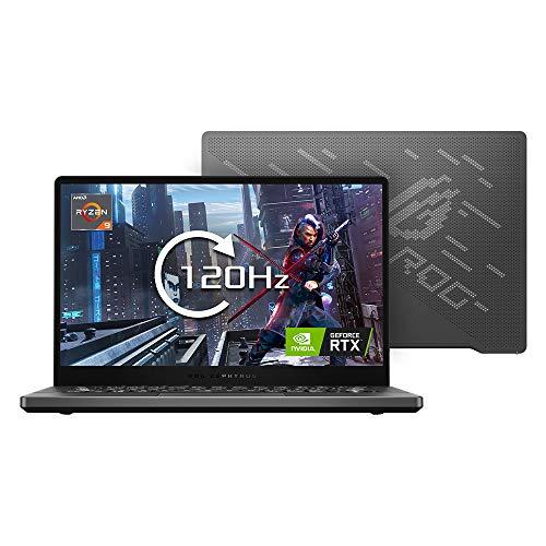 ASUS Zephyrus G14 GA401QM 14 inch Full HD 144Hz Gaming Laptop (AMD Ryzen 7-5800HS, Nvidia GeForce RTX 3060, 16GB RAM, 1TB SSD, Windows 10) With LED lighting