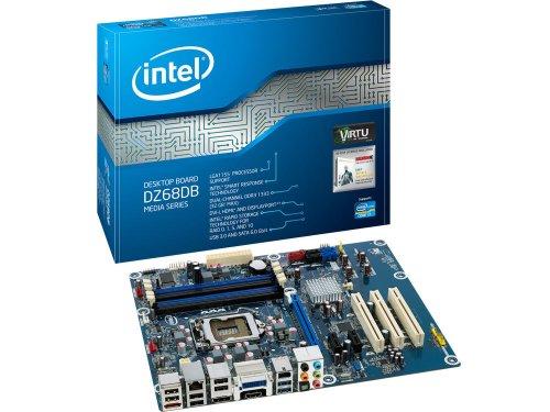 Intel DZ68DB Desktop Motherboard - Intel Z68...