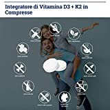 Zoom IMG-2 gloryfeel vitamina d3 k2 scorta