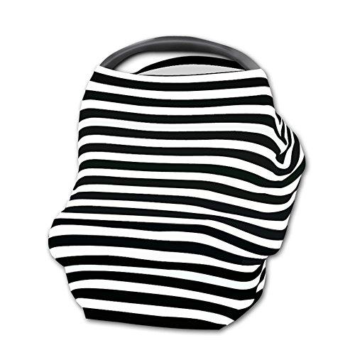 Little Sporter Sonnenschutz Kinderwagenabdeckung Baby Warenkorb Schal Abdeckung Kinderwagen Hochstuhl Einkaufswagen Bezug Stilltuch