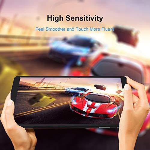 Gerutek [2 Stück Schutzfolie für Samsung Galaxy Tab A T515/T510 10.1 2019, 9H Härte, 2.5D, Displayfolie Schutzglas Displayschutz Für Samsung Galaxy Tab A 10.1 Zoll 2019 T515/T510