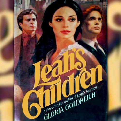 Leah's Children audiobook cover art