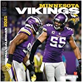 Minnesota Vikings 2021 12x12 Team Wall Calendar
