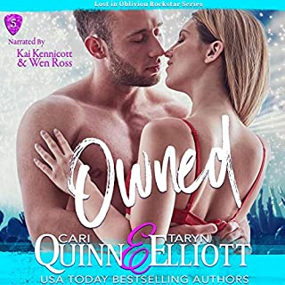 Owned     Lost in Oblivion, Book 5              By:                                                                                                                                 Cari Quinn,                                                                                        Taryn Elliott                               Narrated by:                                                                                                                                 Wen Ross,                                                                                        Kai Kennicott                      Length: 11 hrs and 51 mins     36 ratings     Overall 4.7