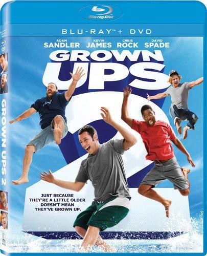 Grown Ups 2 [Edizione: Stati Uniti] [Reino Unido] [Blu-ray]