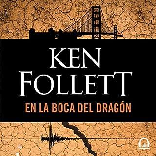 En la boca del dragón [The Hammer of Eden] audiobook cover art