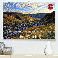 Die schoensten Landschaften in Deutschland - Das Ahrtal (Premium, hochwertiger DIN A2 Wandkalender 2022, Kunstdruck in Hochglanz): Auf dem Rotweiwanderweg von Altenahr nach Dernau (Geburtstagskalender, 14 Seiten )