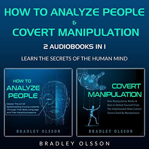 How to Analyze People & Covert Manipulation cover art
