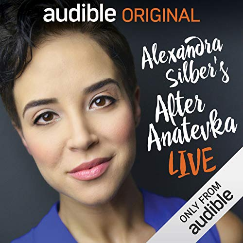 After Anatevka: Live audiobook cover art