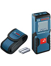 Bosch Professional Lazerli Uzaklık Ölçer Glm 30 (Ölçüm Aralığı: 0,15 / 30 M, Ölçüm Hassasiyeti: +// 2 Mm, Kutuda)