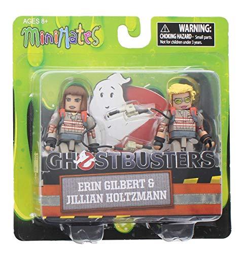 Minimates - 2016 Ghostbusters Movie - Erin Gilbert & Jillian Holtzmann