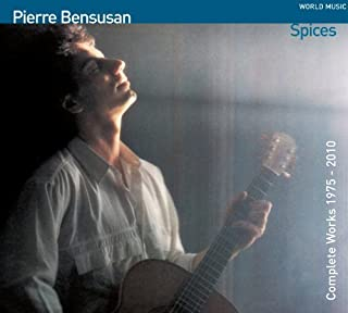 Spices by Pierre Bensusan (2012-08-07)